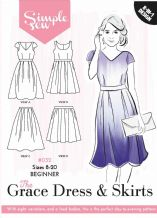 Simple Sew Grace Dress & Skirts Sewing Pattern